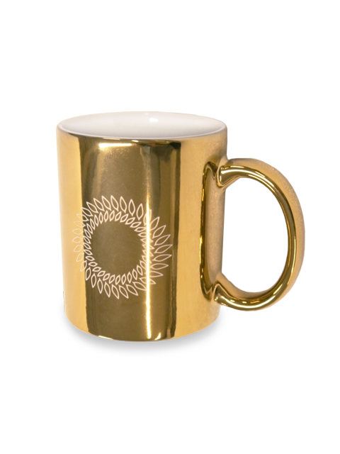 Golden mug Ramissio